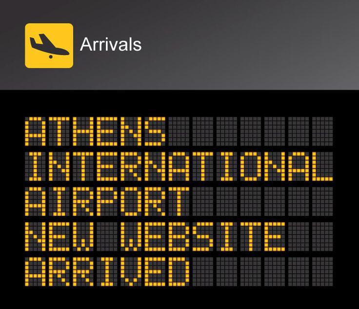 """""""A LIVE AIRPORT"""" CONCEPTION & DEVELOPMENT BY MOZAIK  Read more: http://www.mozaik.com/blog/mozaik-design-branding/a-live-airport-conception-development-by-mozaik  #airport #mozaia #Greece #Athens"""