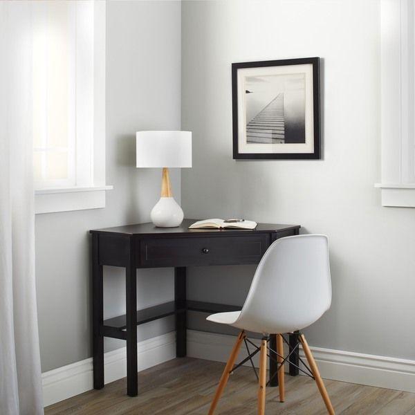 die besten 25 schreibtisch ber eck ideen auf pinterest moderner wei er schreibtisch eckb ro. Black Bedroom Furniture Sets. Home Design Ideas