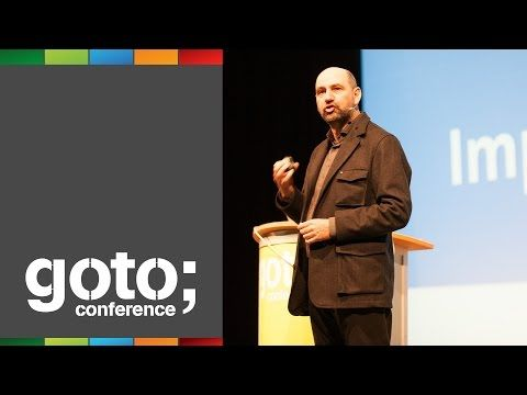 GOTO 2014 • Microservices • Martin Fowler - YouTube