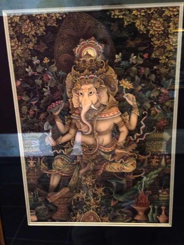 Ganesh, Ubud Art Museum