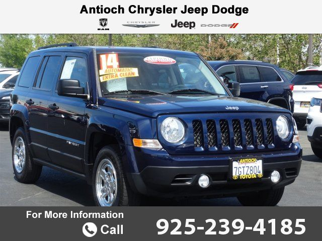 2014 *Jeep*  *Patriot* *Sport* Call for Price  miles 925-239-4185 Transmission: Manual  #Jeep #Patriot #used #cars #AntiochChryslerJeepDodgeRam #Antioch #CA #tapcars