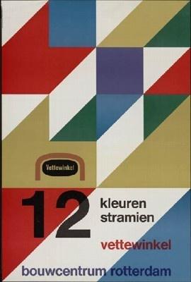 1970 'colour brochure for Vettewinkel'