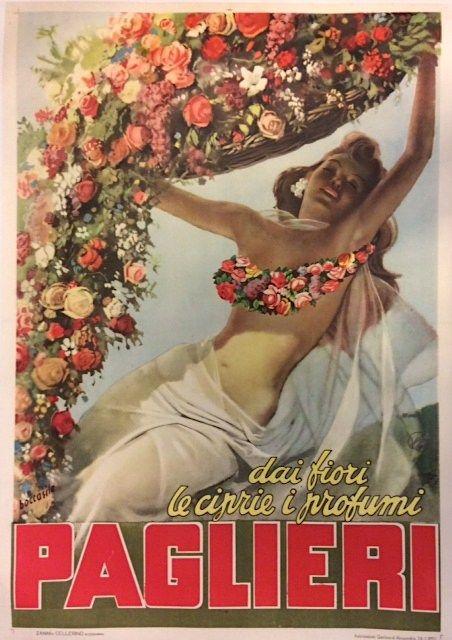 #Paglieri #original #vintage #poster  manifesti originali d'epoca www.posterimage.it