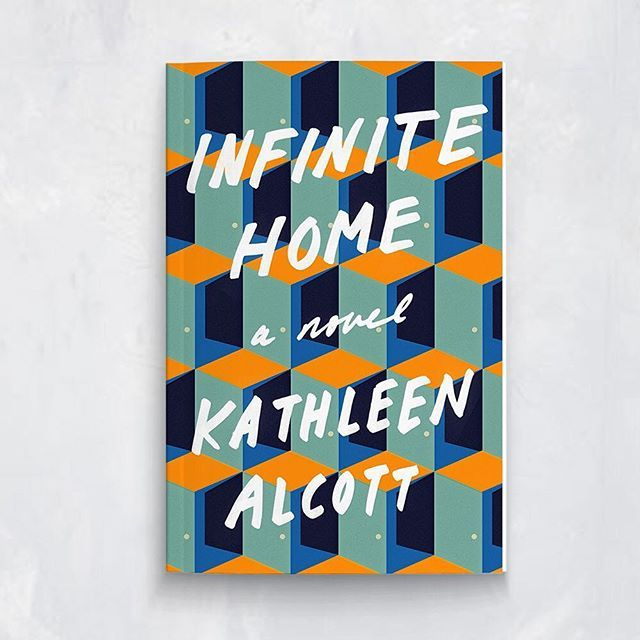 On our reading list: Infinite Home by Kathleen Alcott | Set in a Brooklyn…