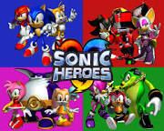 Image result for sonic heroes