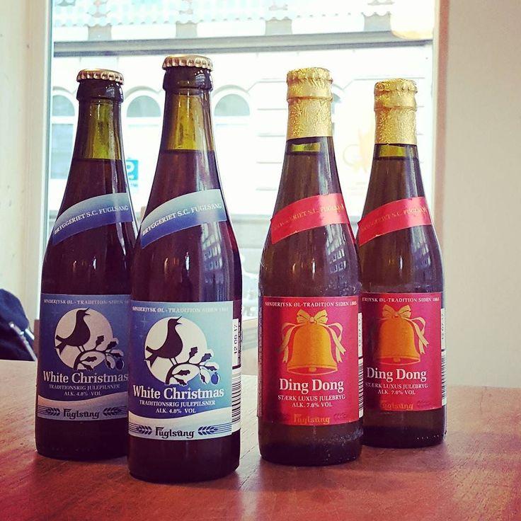 Weihnachten ist definitiv vorbei. Deswegen 30 % auf Fuglsang White Christmas und Ding Dong #fuglsang #bier #kiel #angebot