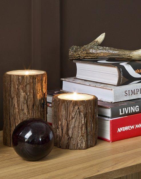 Schlafzimmer Kerzen Deko Dekoration Bücher Ideen Norwegen Norwegisch  #Schlafzimmerideen
