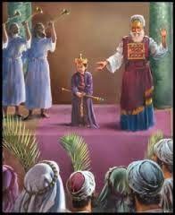 LECTURAS DEL DIA: Lecturas del 20 de Junio de 2014 Reyes (11,1-4.9-18.20) Salmo 131 Mateo 6, 19-23