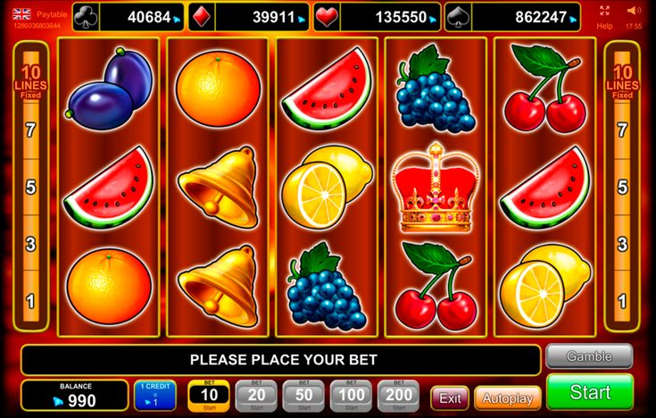 egt online casinos