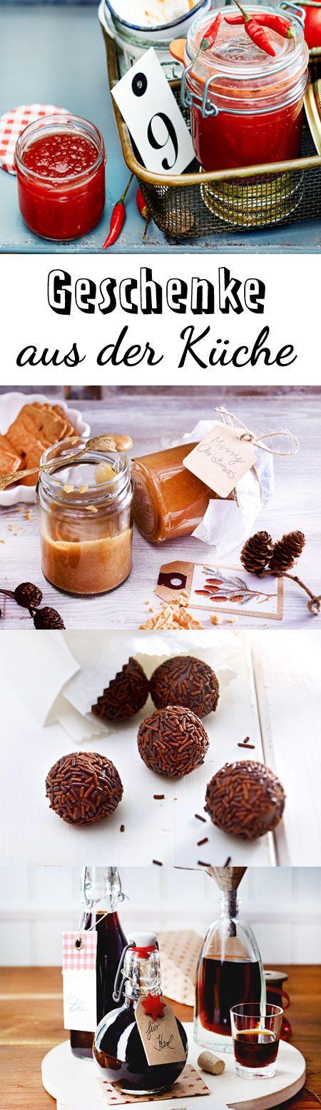 60 best Geschenke aus der Küche images on Pinterest Chocolate - geschenk aus der küche