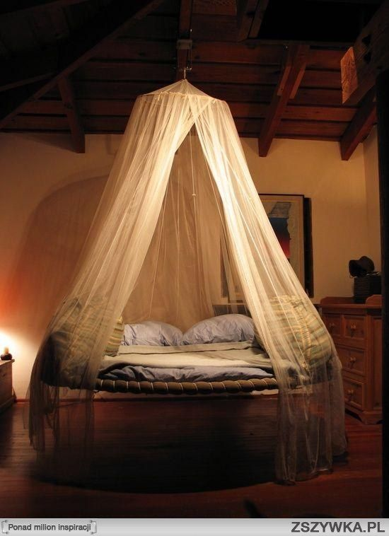 This in my faerie room, with flowers on the canopy and my quilt on the bed!