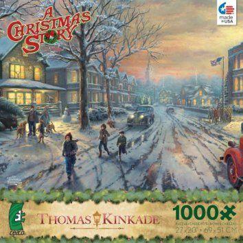 Thomas Kinkade Christmas Stockings
