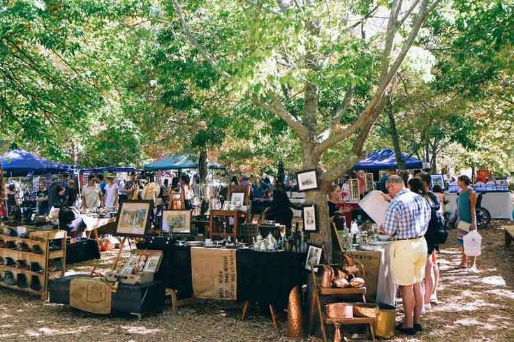 Country Markets Cape Town: Franschhoek Village Market