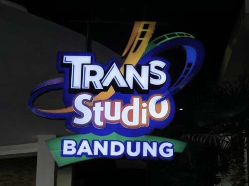Wahana Wisata Trans Studio Bandung. #TransStudio #Bandung