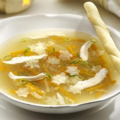 Soepje zonder koolhydraten