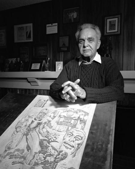 Jack Kirby (August 28, 1917 – February 6, 1994), born Jacob Kurtzberg, was an American comic book artist, writer and editor regarded by historians and fans as one of the major innovators and most influential creators in the comic book medium.