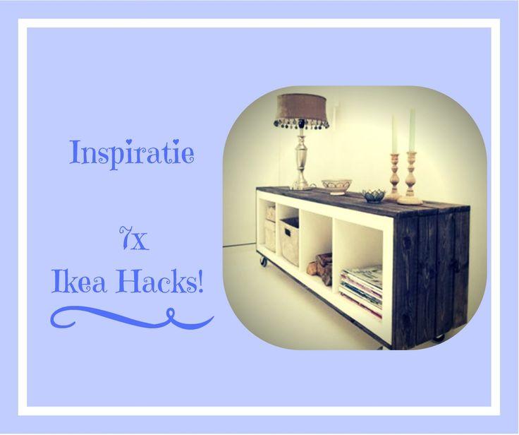 Inspiratie nodig om gebied van IKEA hacks? Dan ben je in dit artikel goed, 7 ontzettend gave/leuke/creatieve ideeën met spullen van de IKEA.