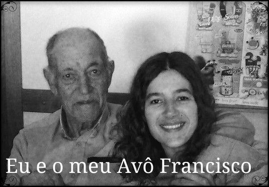 O meu querido avô Francisco saudades deste grande homem que foi o meu pai descansa em paz tenho saudades tuas das nossas conversas amo te meu avô lindo grande senhor ...
