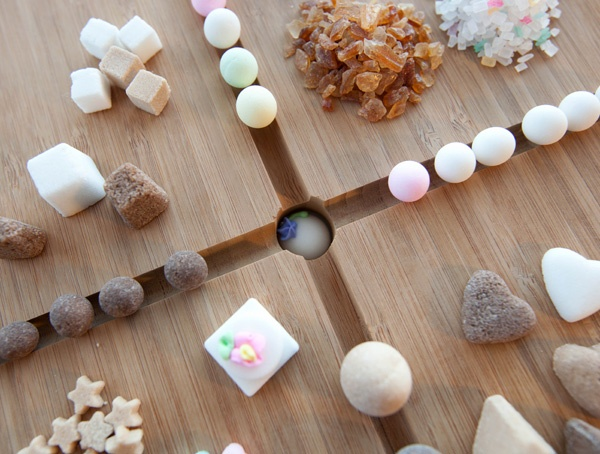 lets play :): Sweet Things, Secret Board, Play, The Sucre, Tiny Designed, Chamber