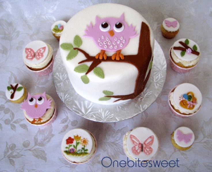best owl images on   owl cakes, parties and birthday, Baby shower invitation