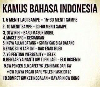 kamus bahasa indonesia