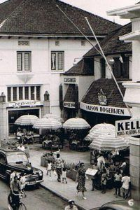 Bogerijen_Bragastraat Bandoeng. Such a beautiful place long time ago in Braga, Bandung,Indonesia