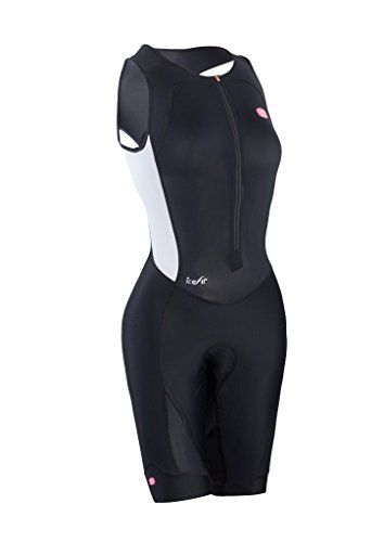 Sugoi Womens RS Ice Tri Suit BlackWhite Large * Visit the image link more details.