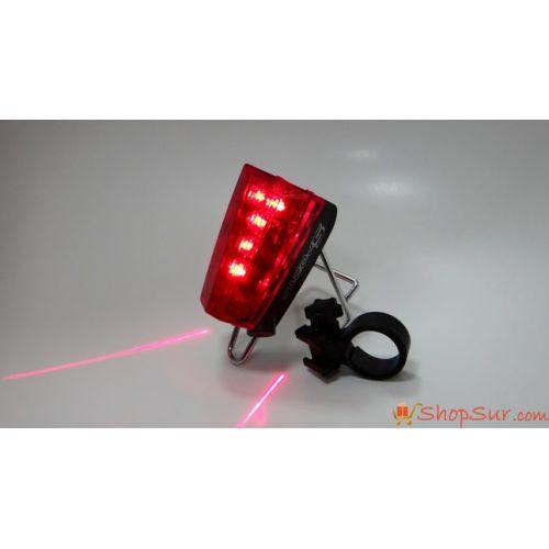 Luz laser led para bici Tienda Cigarrillos Electrónicos y Gadgets.