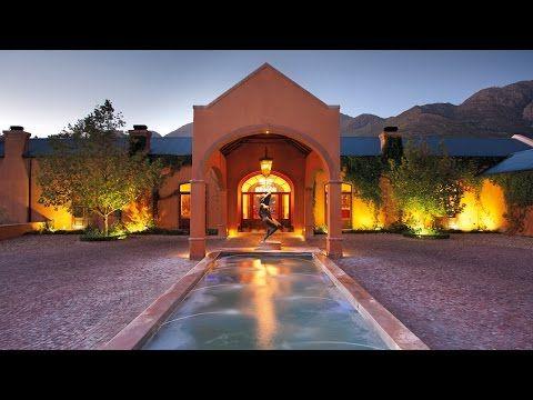 Home | Luxury Franschhoek Hotels | La Residence Hotel