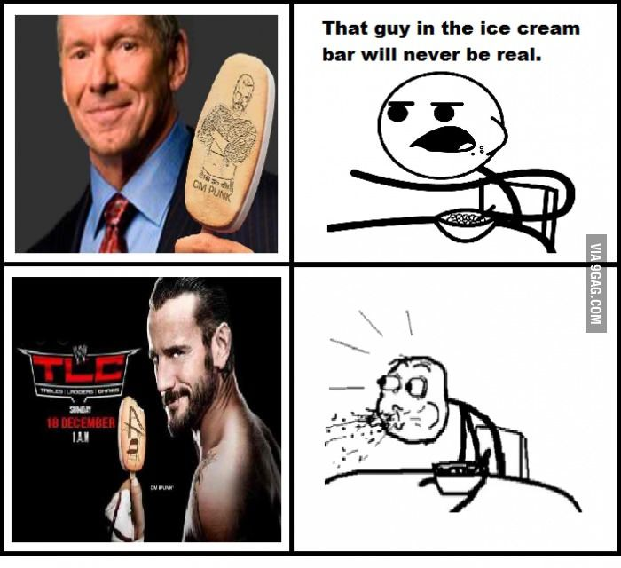 Funniest Wwe Memes On The Internet : Wwe meme beautiful ice cream bars and thoughts
