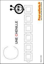 jeux imprimer maternelle jeu dessins a relier enfants de maternelle imprimer gratuitement dessin de chenille