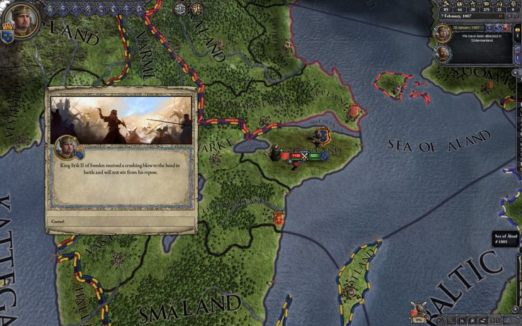 Screenshots of Crusader Kings II Patch 2.3.5 PC Game