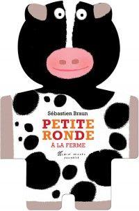 Chaque double-page de ce petit livre à la forme ludique met en scène un duo d'animaux se tenant par la main : chien et chat, cheval et cochon, vache et mouton… Le nom de chaque animal est mis en avant dans une courte phrase qui présente les particularités de chacun.