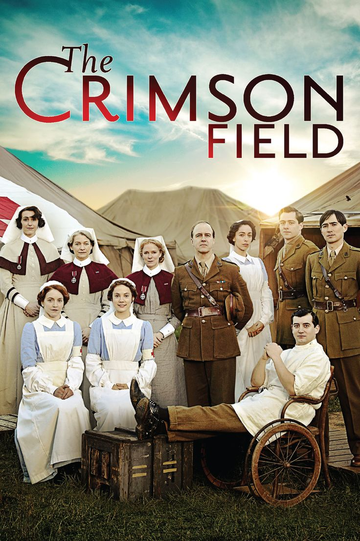 Crimson Field; (7 Episodes Mini-Series)