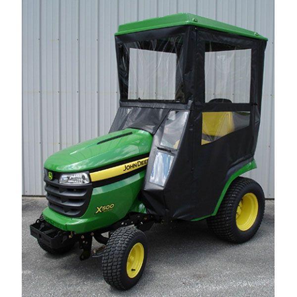 Original Tractor Cab Hard Top Cab Enclosure X500 X520 X530 X534 X540
