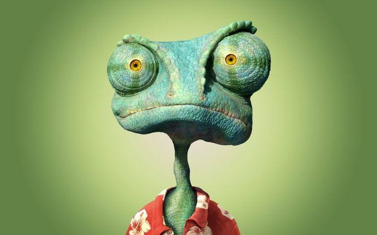 """Картинка с хамелеоном """"Ранго"""" из мультфильма - Картинки и фото на Avochka.ru"""