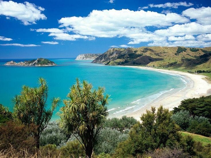 Anaura Bay, New Zealand