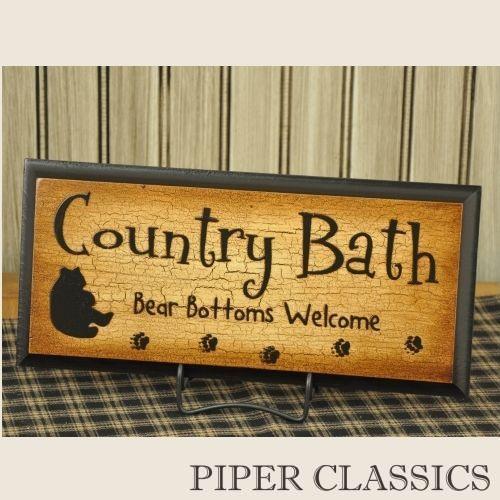 Well known 104 best Bathroom Signs images on Pinterest | Bathroom ideas  WW93