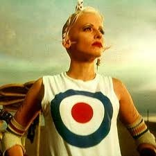 Lori Petty in Tank Girl. She is quirky and badass!