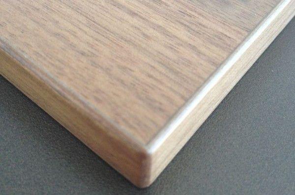 Pannello in legno #NOCE