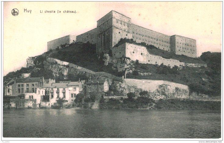 Vue sur le Fort et la Meuse