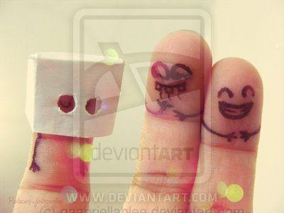 shame finger by gaabriellablee on DeviantArt