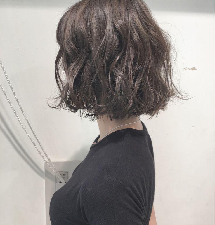 【HAIR】市岡 久さんのヘアスタイルスナップ(ID:288128)