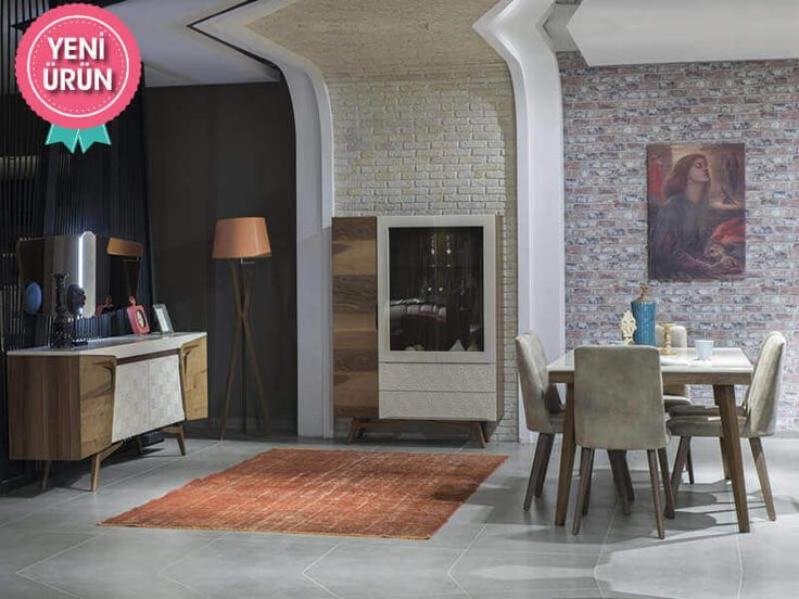 Falcons Modern Yemek Odası sadeliğini ve şıklığını evinize yansıtıyor!  #Modern #Furniture #Mobilya #Falcons #Yemek #Odası #Sönmez #Home #EnGüzelAnlara #YeniSezon #Praga #YemekOdası #Home #HomeDesign  #Design #Decoration #Ev #Evlilik #Wedding #Çeyiz #Konfor #Rahat #Renk #Salon #Mobilya #Çeyiz  #Kumaş #Stil #Tasarım #Furniture #Tarz #Dekorasyon #Vitrin