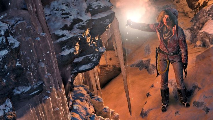 Rise of the Tomb Raider coming to PC and PS4 in 2016 | Glitch Cat