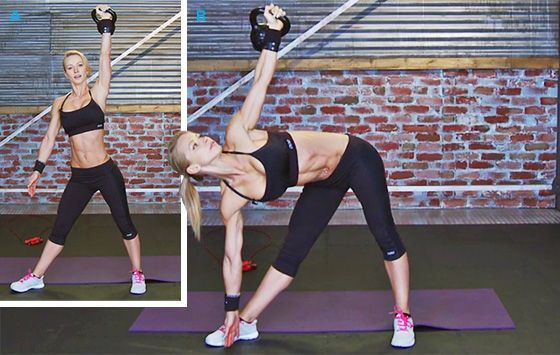 Bodybuilding.com - 15 Minutes To Fit: Zuzka Light's Cardio Slim-Down Workout
