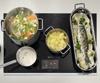 En Neff rompemos los moldes de la cocina. La forma y el tamaño de la nueva placa de Inducción Total se acoplan a cada receta. Nace una nueva forma de concebir la cocina que ofrece la máxima versatilidad posible a la hora de desarrollar las ideas de cada uno.