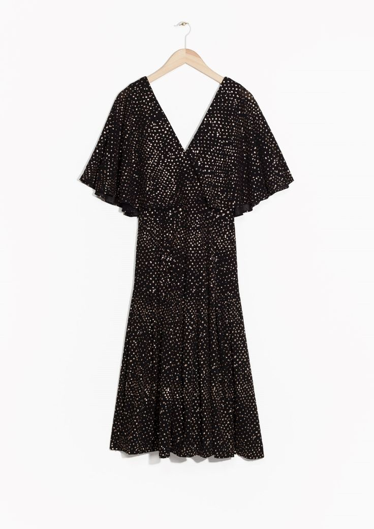 & Other Stories   Stardust Dress.