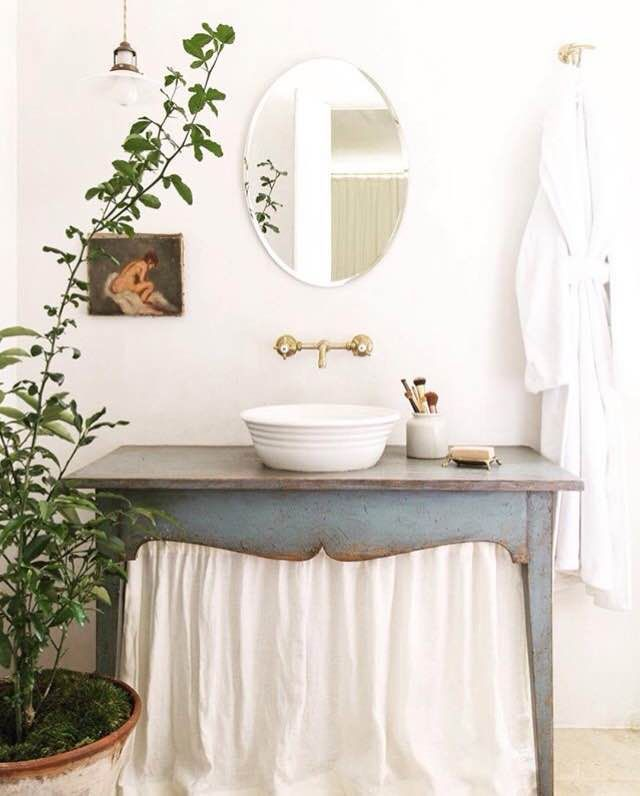 Inspired By   6.15. French BathroomSimple ...