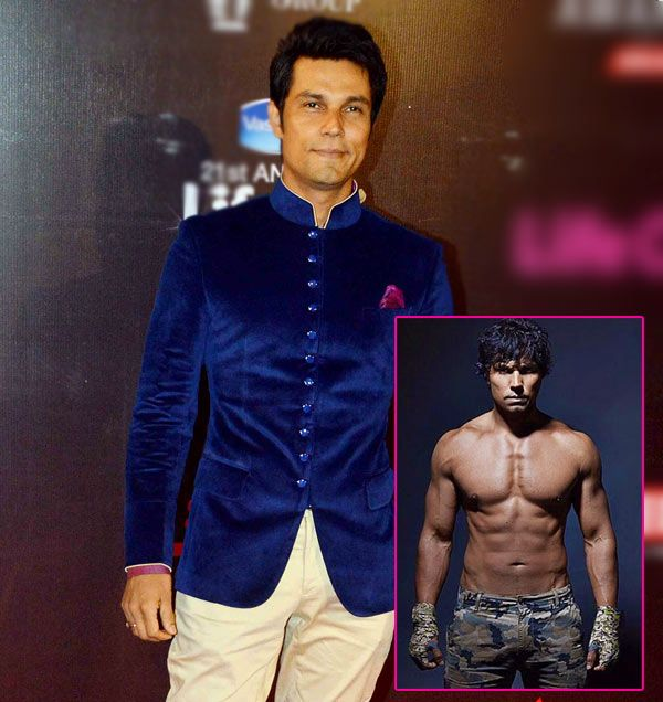 Randeep Hooda has made it to this position very slowly but steadily. After a few forgettable initial films like D, Risk, Ru Ba Ru and others, Randeep has managed to make a mark with Once Upon a Time In Mumbai. But it was Imtiaz Ali's Highway that thrusted him into a different league. Adding another name to this list is Deepak Tijori's Do Lafzon Ki Kahani, which will see him as a brooding lover. His look from the film was revealed on Twitter and we were shocked.
